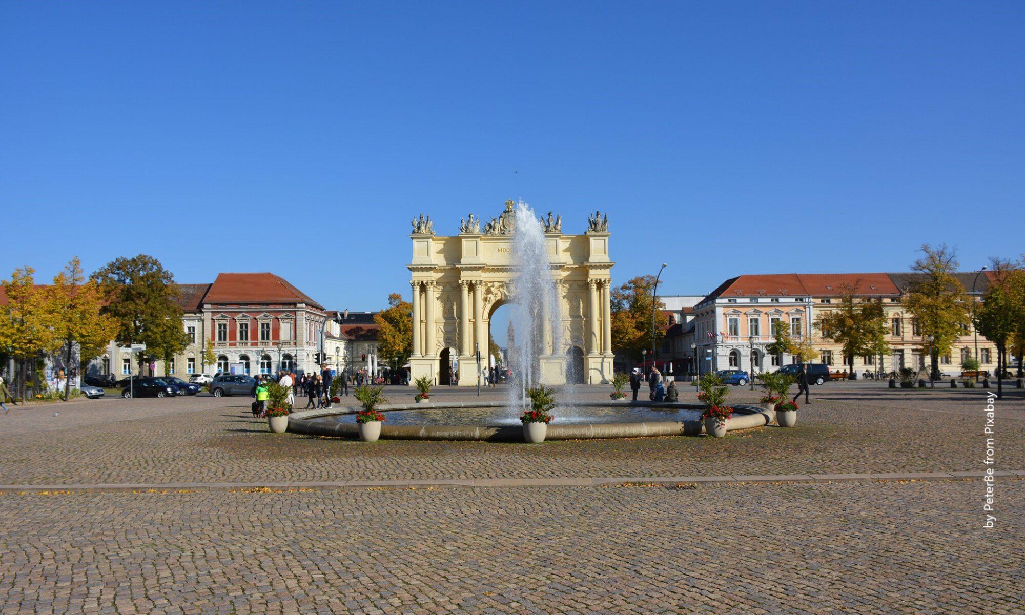 Nehemia Gemeinde Potsdam